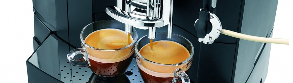 Koffieautomaten en koffiemachines #1